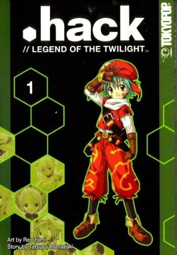 .hack//Legend of the Twilight GN