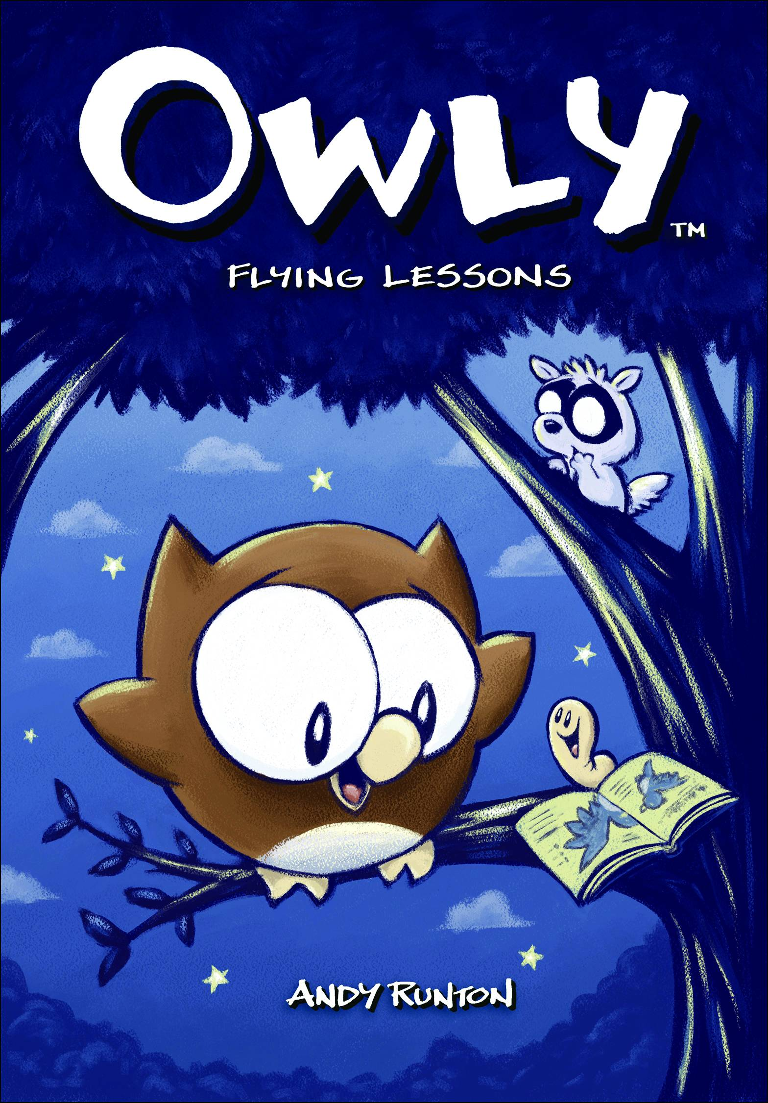 Owly Vol 3: Flying Lessons TPB