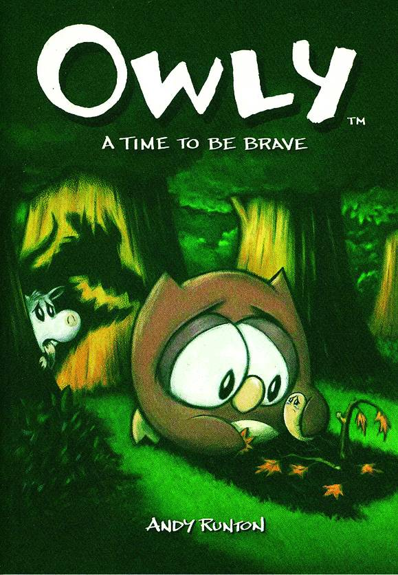 Owly Vol 4: A Time To Be Brave TPB