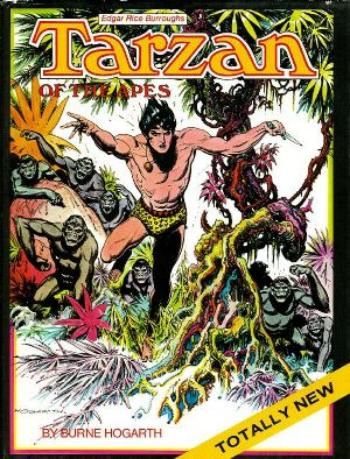 Tarzan of the Apes HC