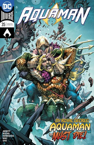 Aquaman (Vol 8)