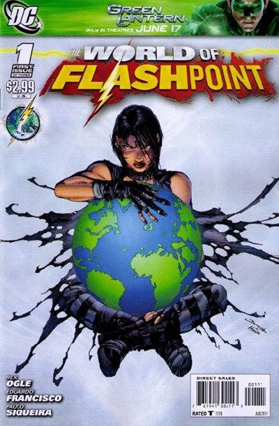 Flashpoint: World of Flashpoint #1 (Very Fine)