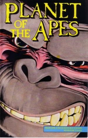 Planet of the Apes (Vol 2)