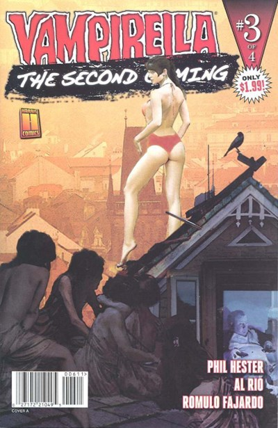 Vampirella: The Second Coming