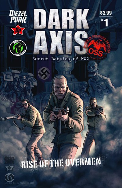 Dark Axis Rise of the Overmen