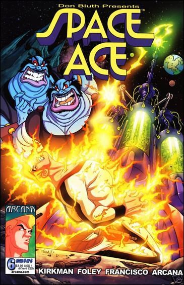 Don Bluth Presents: Space Ace