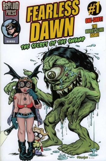 Fearless Dawn Secret of the Swamp (One Shot)