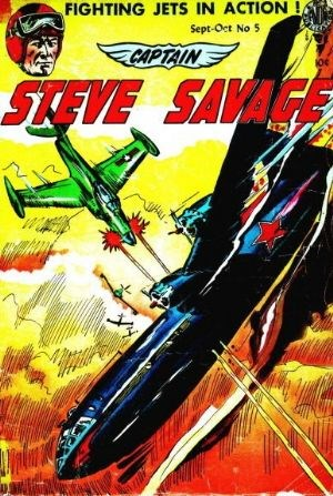 Captain Steve Savage