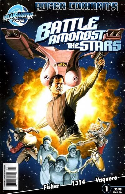Battle Amongst the Stars (Roger Corman Presents)