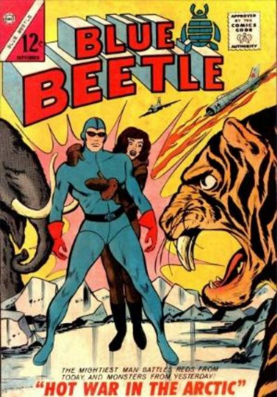 Blue Beetle (Vol 2)