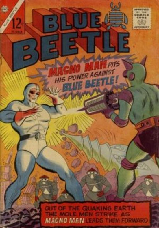 Blue Beetle (Vol 3)