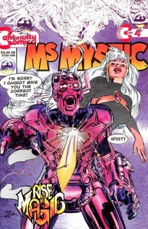Ms. Mystic (Vol 3)