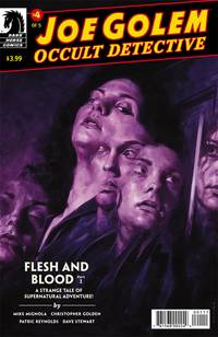 Joe Golem Occult Detective Flesh & Blood