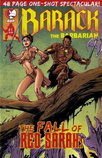 Barack The Barbarian: The Fall of Red Sarah