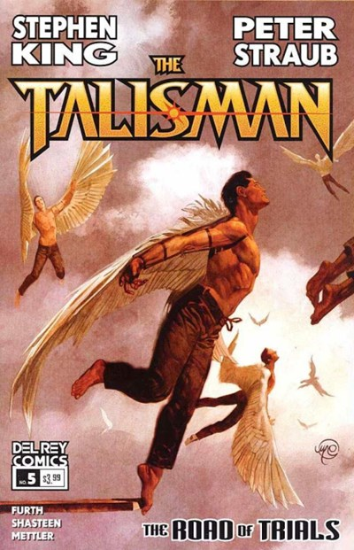 Talisman: The Road of Trials