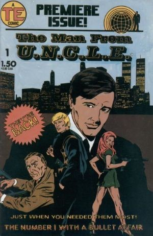 Man From U.N.C.L.E. (Vol 11)