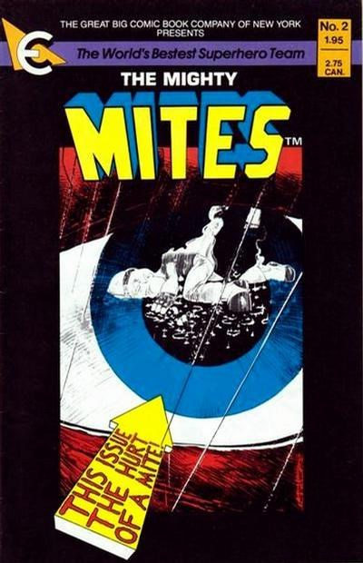 Mighty Mites (Vol 2)