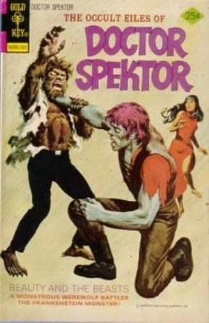 Occult Files of Doctor Spektor