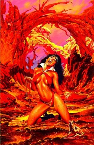 Vampirella: Blood Lust