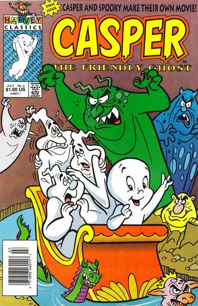 Casper the Friendly Ghost (Vol 4)