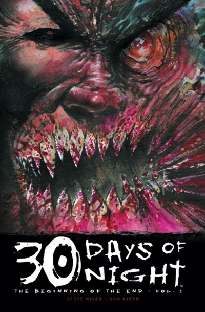 30 Days of Night Vol 1: The Beginning of the End TPB