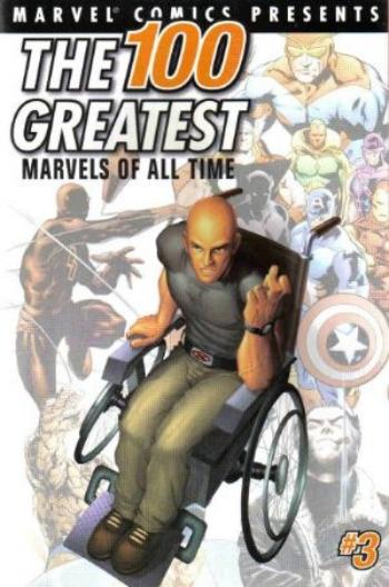 100 Greatest Marvels of All Time