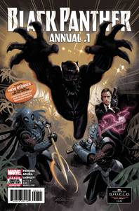 Black Panther Annual