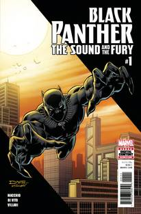Black Panther Sound And Fury