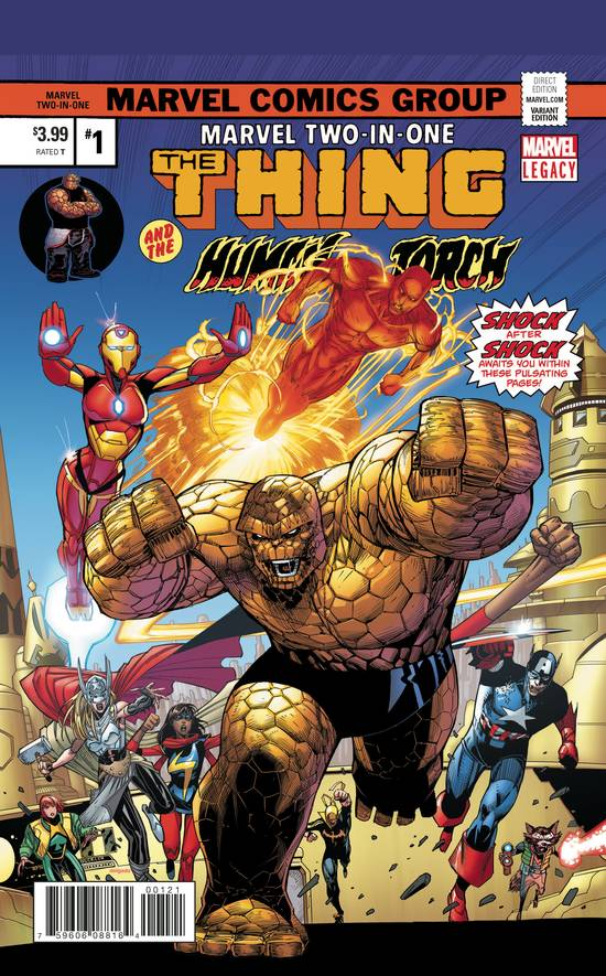 Marvel Two-In-One (Vol 2)