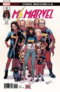 Ms Marvel (Vol 4)
