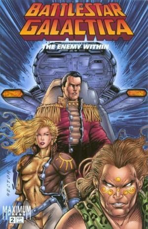 Battlestar Galactica: The Enemy Within