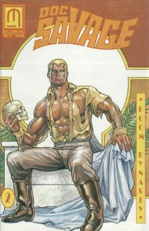 Doc Savage: The Man of Bronze Doom Dynasty