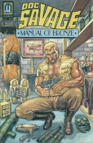 Doc Savage: The Manual of Bronze