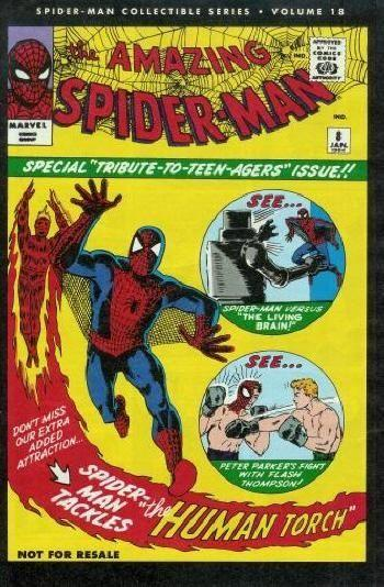 Spider-Man Collectible Series