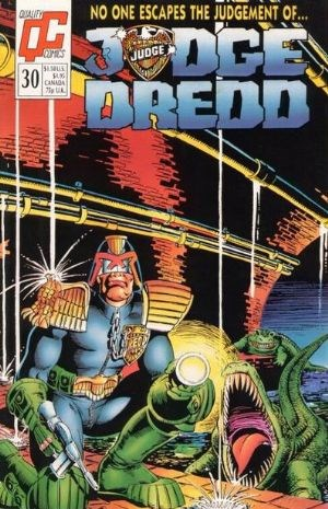 Judge Dredd (Vol 2)