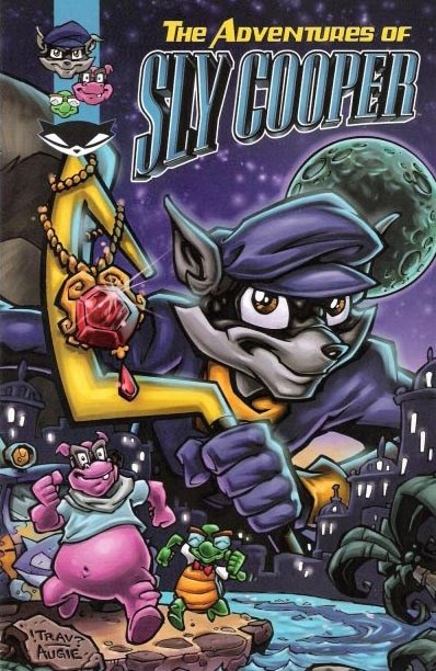 Adventures of Sly Cooper