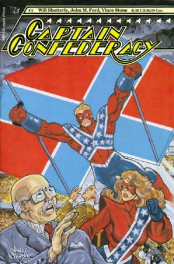 Captain Confederacy