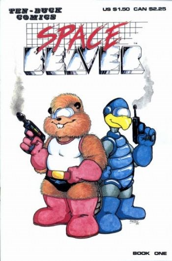 Space Beaver