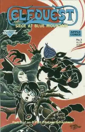 Elf Quest: Siege at Blue Mountain