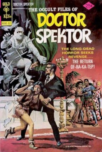 Occult Files of Dr. Spektor