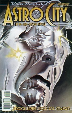 Astro City, Kurt Busiek