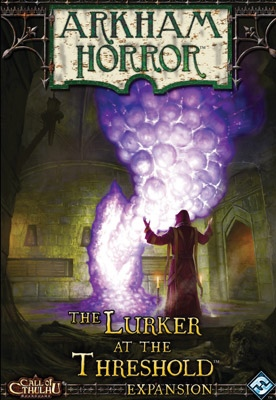 Arkham Horror Expansion The Lurker at the Threshold