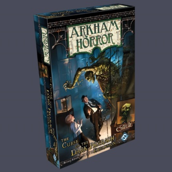 Arkham Horror Expansion The Curse of the Dark Pharaoh