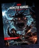 Dungeons & Dragons 5th Edition Next Monster Manual