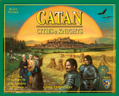 Cities & Knights of Catan Expansion