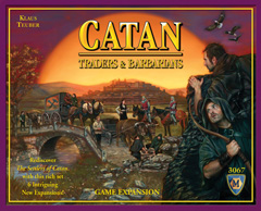Traders & Barbarians of Catan Expansion