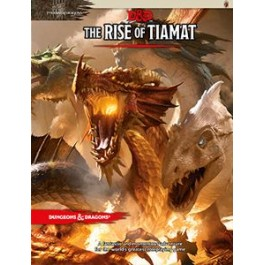 Dungeons & Dragons: Adventure Rise Of Tiamat