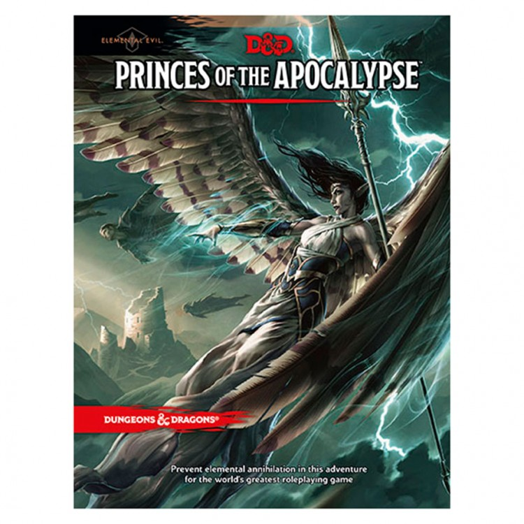 Dungeons & Dragons: Adventure Princes of the Apocalypse
