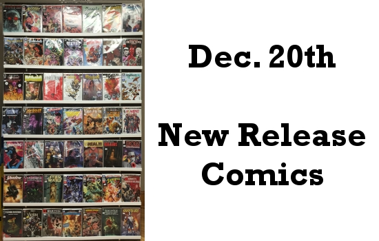 Dec 20th New Release Comics