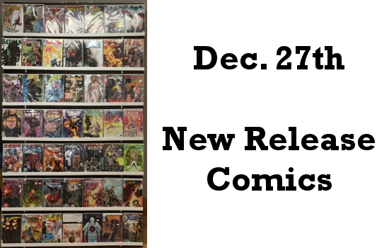 Dec 27th New Release Comics